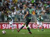 Bas Dost scoort twee keer en schiet Sporting naar winst