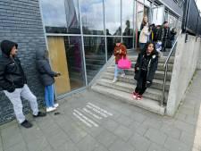 Hoe graffiti op Dordtse stoepen 'paffende ouders' ontmoedigt