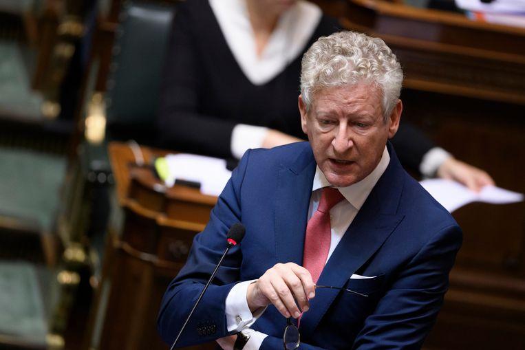 Pieter De Crem (CD&V), minister van Binnenlandse Zaken. Beeld Photo News