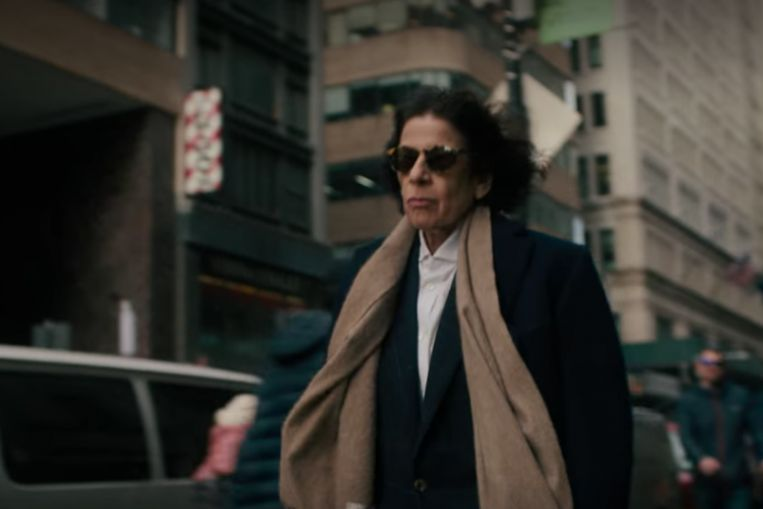 Lebowitz in aflevering 101 van 'Pretend It's a City.' Beeld k2  COURTESY OF NETFLIX