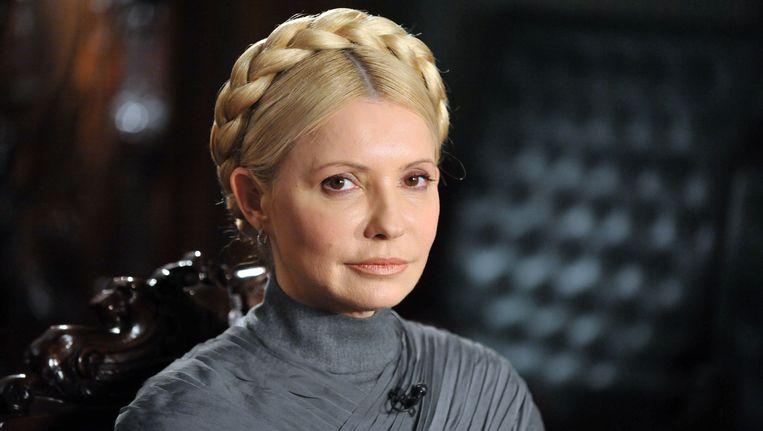 Julia Timosjenko Beeld AFP