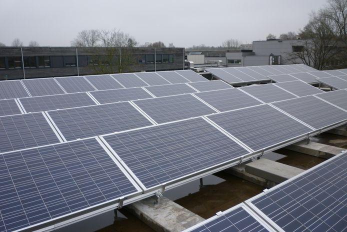 Eerst zonnepanelen op daken, dan pas zonneweiden.