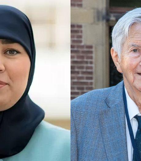 Kersvers Haags D66-Kamerlid Fonda Sahla krijgt steun van VVD-mastodont Frits Bolkestein