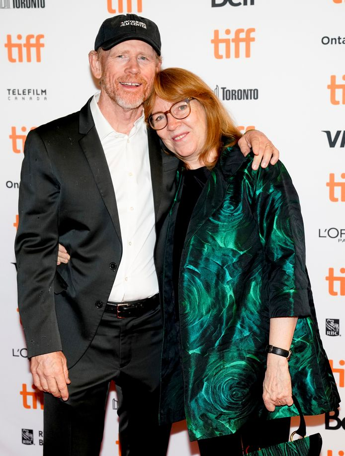 Ron Howard et sa femme Cheryl Alley