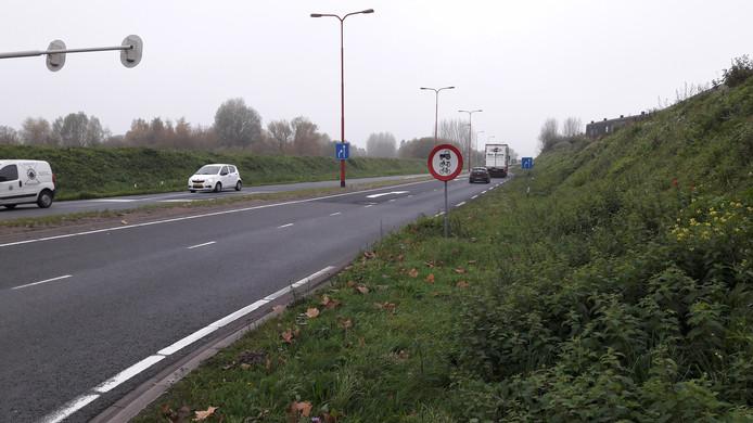 De Rondweg-Oost in Veenendaal