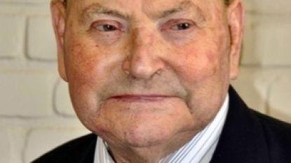 Boomkweker op rust Walter Van Sante (86) overleden