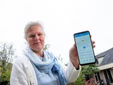 Marjolein uit Wezep roept Veluwe en Zwolle op: meet overlast van vliegtuigen met mobiele telefoon