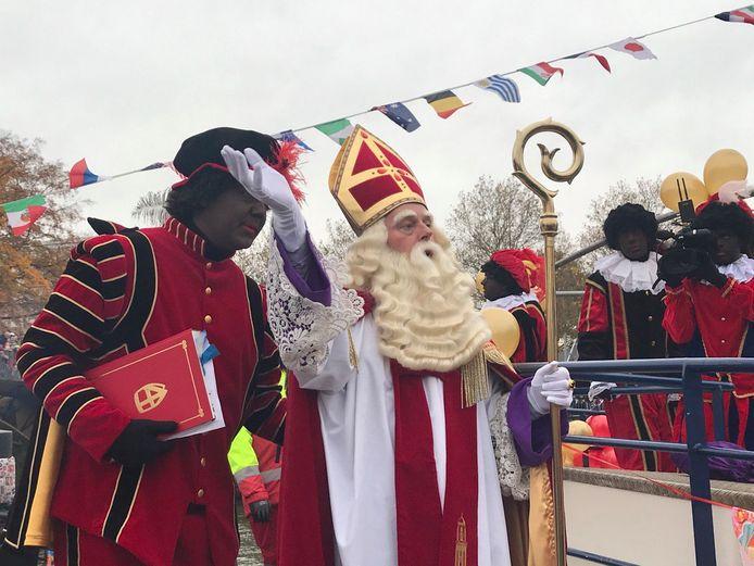Sinterklaasintocht Zwolle