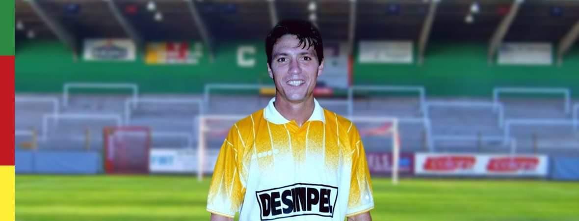 De betreurde Daniël Maes, gewezen speler van KV Oostende.