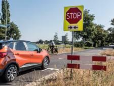 Dit jaar nog komt er een plan voor de lastige kruising van het snelfietspad in Molenhoek