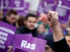 Violences faites aux femmes: 49.000 manifestants à Paris
