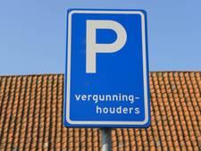 Goedkope vergunning Molenplein voor werknemers van binnenstad Goes