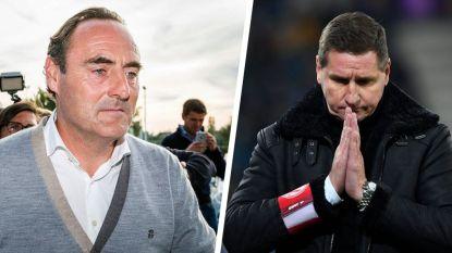 """Yves Vanderhaeghe volgt bij KV Kortrijk ontslagen Glen De Boeck op, die ontstemd reageert: """"Ik ben in shock met deze gang van zaken"""""""