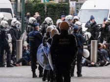 Manifestation contre la justice de classe à Bruxelles: Philippe  Close s'interroge sur la présence de nombreux mineurs