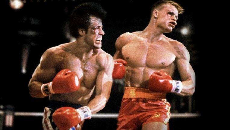 Rocky First Blood Beeld Filmstill