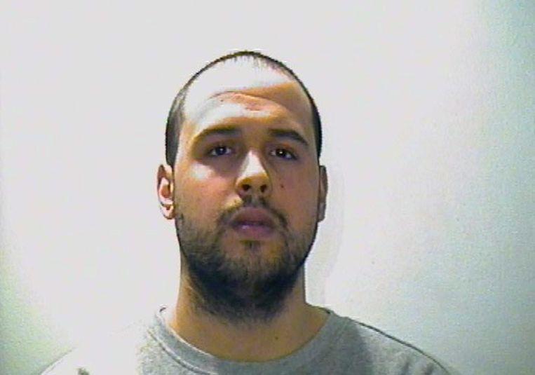 Khalid El Bakraoui blies zichzelf op in de metro in Maalbeek. Beeld EPA