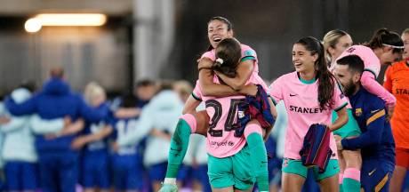 Le Barça écrase Chelsea et remporte la Ligue des Champions féminine