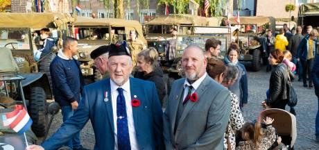 'Schjindèl' eert bevrijders, zoals George Sands