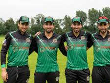 Vier Gorcumse broers Zulfiqar hebben kans op twee crickettitels: 'Er speelt altijd wel één van ons goed'