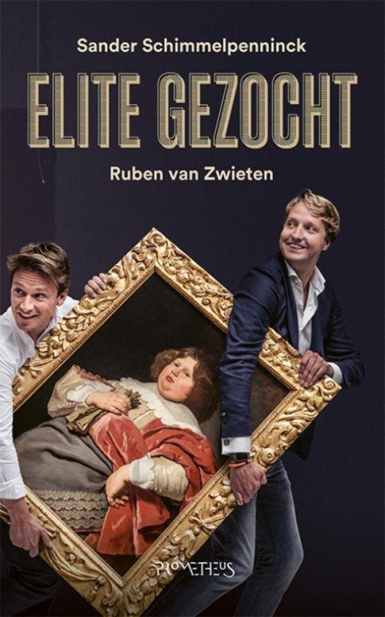 Ruben van Zwieten, Elite gezocht. Beeld rv