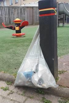 Tientallen prullenbakken verdwenen in Zwijndrecht: 'Nu zwerft het vuil op straat'