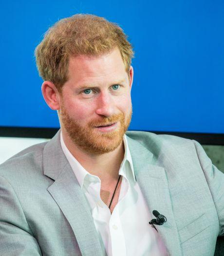 Prins Harry vroeg familie niet om toestemming voor memoires