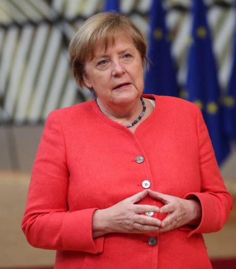 De 'geheimen' van Angela Merkel: moedig als het erop aankomt en altijd in voor een grapje