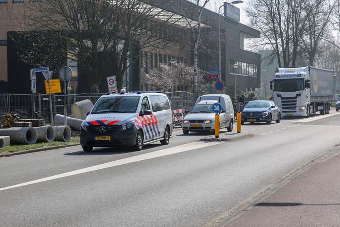Mogelijke ontvoering in Roosendaal