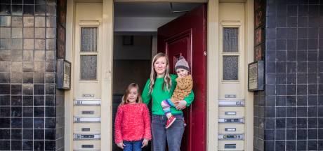 Hopeloze huizenjacht: huurders die als single in studio begonnen, wonen nu met gezin op diezelfde 50m2