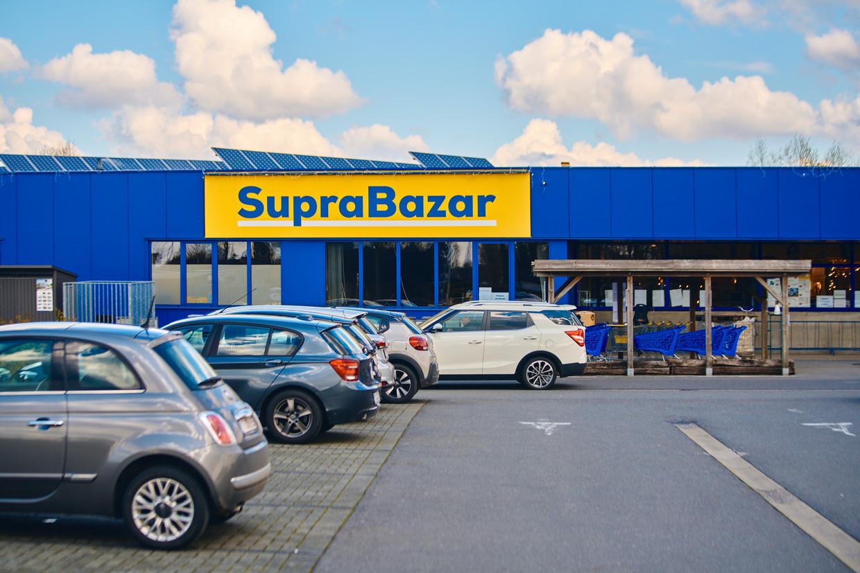De Supra Bazar in Lievegem.  Beeld Thomas Nolf