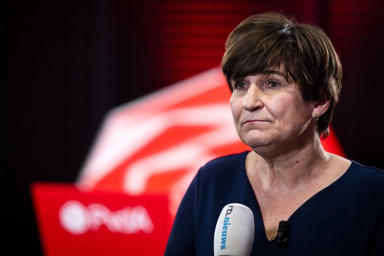 PvdA-lijsttrekker Lilian Ploumen. Beeld ANP