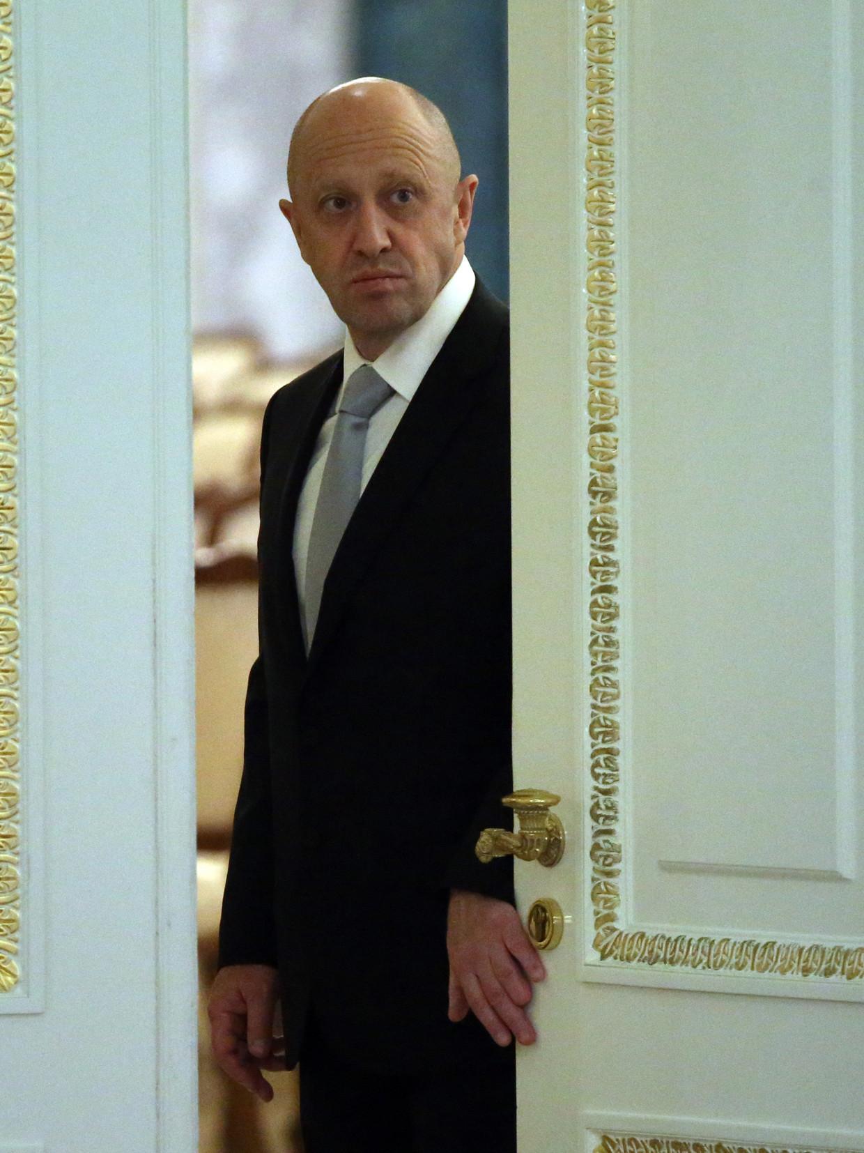 Jevgeni Prigozjin  Beeld Getty Images