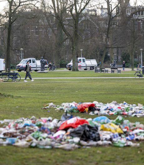 Amsterdam sluit Vondelpark tijdelijk af