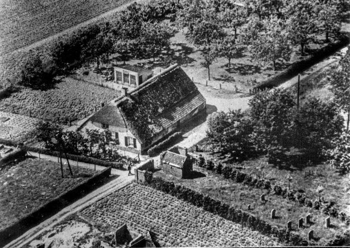 Joodse begraafplaats Gelenberg bij Druten (Afferden).
