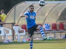Voetbalnomade Maaroufi terug in Eindhoven: 'Mijn zoon zegt altijd: papa, ik wil je weer zien voetballen'