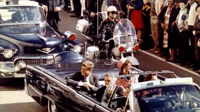 Witte Huis stelt publicatie documenten over moord op Kennedy uit