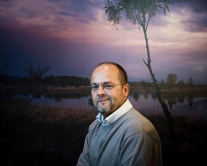 """Willem Jaap Zwart, directeur van Concordia Enschede:  """"Op het moment dat Hengelo zegt: we maken graag gebruik van jullie expertise, dan staan we daar zeker voor open."""""""