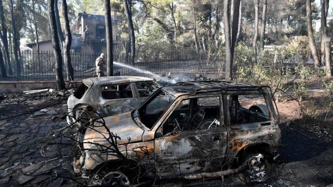 """""""Historische hittegolf"""" in Griekenland: temperaturen tot 46 graden op komst"""