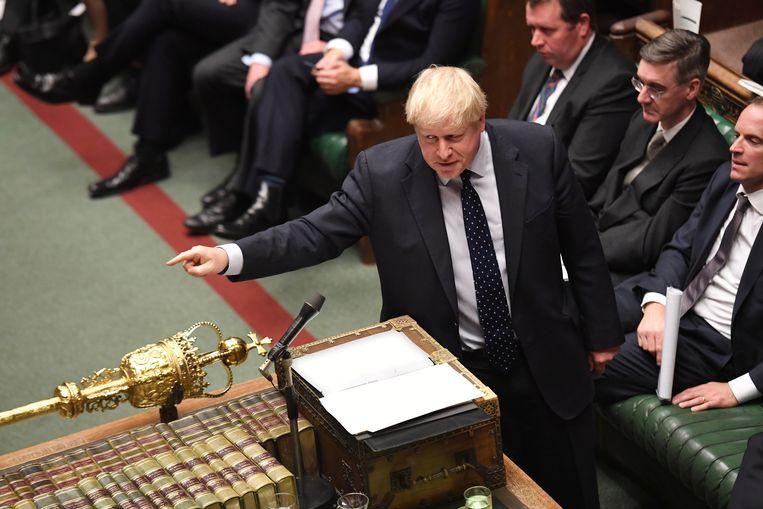 Als Boris Johnson een deal beet heeft, moet hij die nog altijd door het Britse parlement krijgen.