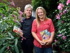 Erno en Marthe schreven jeugdroman over filosofie: 'Er zijn méér ideeën dan die van jou'