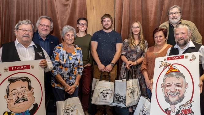 't Klein Muziekske sluit feestjaar af met prijsuitreiking ludieke Etalage Zoektocht