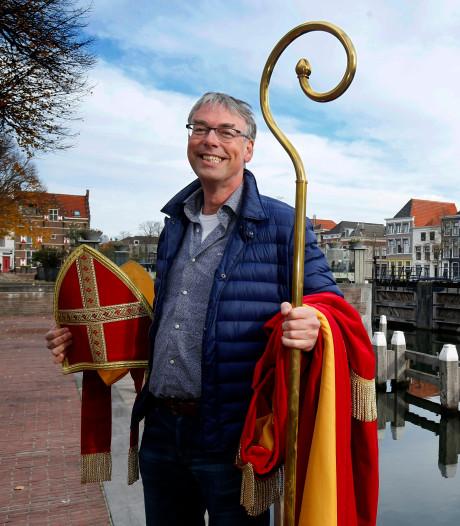 In het jaar 2000 kwam de 'broer van de Sint' aan in Gorinchem