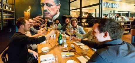 En Don Corleone ziet dat het goed is bij DiVino in Hapert