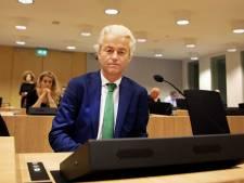 Wilders boycot 'minder Marokkanen'-proces en blijft weg bij strafzaak