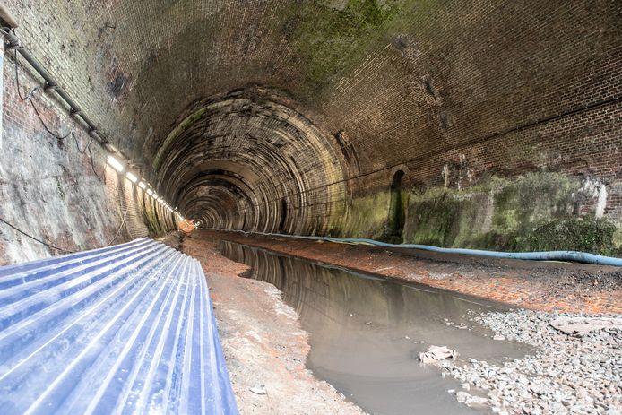 De tunnel van Louise-Marie: heeft Hitler hier in zijn Führertrein overnacht?