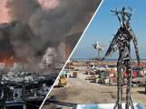 Libanon, één jaar na explosie Beiroet
