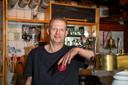 """Frank van den Berg, vrijwilligerscoördinator bij De Boerderij: ,,Hier liggen de roots van mij en heel veel andere Beekbergenaren."""""""