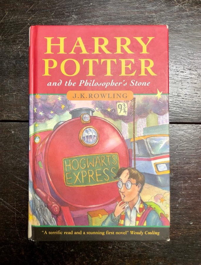 Le bouquin date de 1997 et fait partie du premier tirage, qui ne compte que 500 exemplaires (illustration).