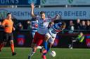 Noordwijk tegen Spakenburg; twee 'westerse ploegen' in de tweede divisie.