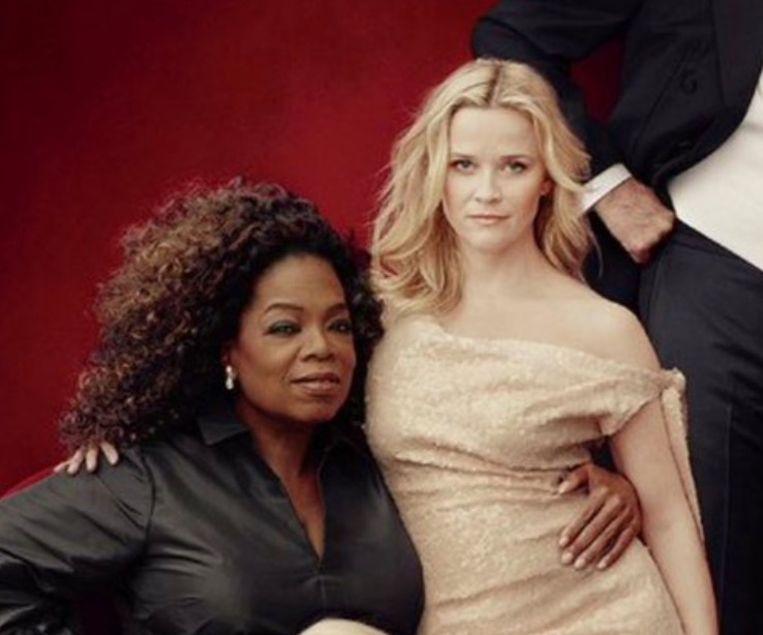 Oprah en Reese Witherspoon